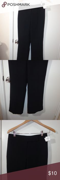 3 for $13 - NWT Sz 4P Tahari Pants only pants, tag says part of suit   polyester , lined  inseam 28.5  11/12----J11 Tahari Pants