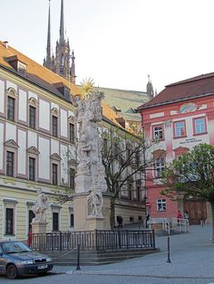 Brno, Czech Republic // Learn more about the universities at Brno, Czech Republic at the EHEF 2013 this coming October 15 at the Manila Peninsula Hotel!