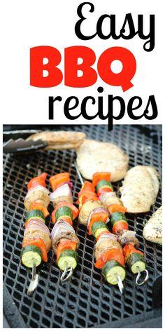 Easy BBQ Recipes | Life as MOM