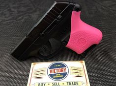 New in Box Black Pink Ruger LCP .380 Auto | Victory Guns & Guitar Works, LLC