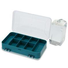 Werkzeug Organisatoren Elektronische Komponenten Ic Chip Schraube Lagerung Fall Kunststoff Tool Box Für Ipad Handy Lagerung Box Boite Ein Outil