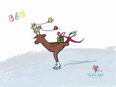 137/365:#iceskates #iceskating #365doodleswithjohannafritz #tessarathillustration #tessadoodleswithjohanna #illustration #illustrationartists #kitlitart #winterholiday #winter2015 #reindeer #cute #character #reentier #christmas #skates #illustrationoftheday #cute #weihnachten #doodles #doodlersanonymous #instadoodle #instagallery #instagallive #arts #artsagram #instaart @byjohannafritz by tessarath