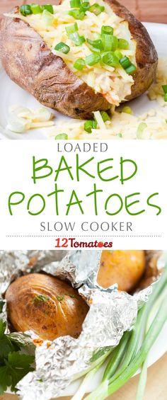 Baked potatoes are one of those foods that are generally forgotten about until you have them again and are reminded of how much they hit the spot!