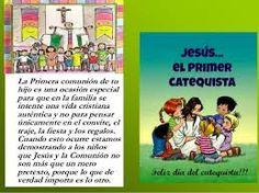 Resultado de imagen para reflexiones para niños de primera comunion
