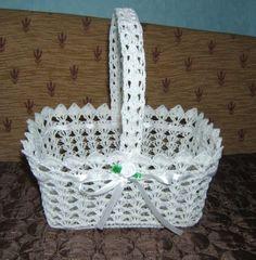 DSCF1771 Crochet Bowl, Thread Crochet, Crochet Crafts, Crochet Projects, Crochet Applique Patterns Free, Easter Crochet Patterns, Doily Patterns, Crochet Flower Tutorial, Crochet Flowers