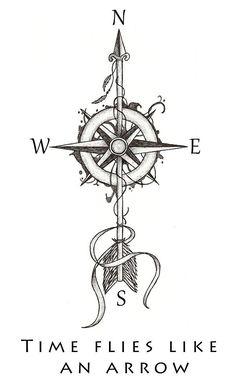 """Résultat de recherche d'images pour """"compass tattoos"""""""