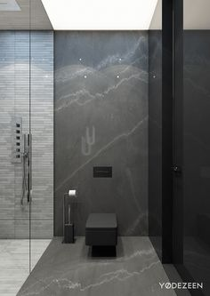 37 Trendy ideas for bathroom tub stone shower ideas Bathroom Spa, Bathroom Toilets, Bathroom Ideas, Mirror Bathroom, Bathroom Black, Bathroom Marble, Shower Mirror, Black Bath, Spa Tub