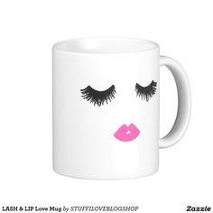 LASH & LIP Love Mug