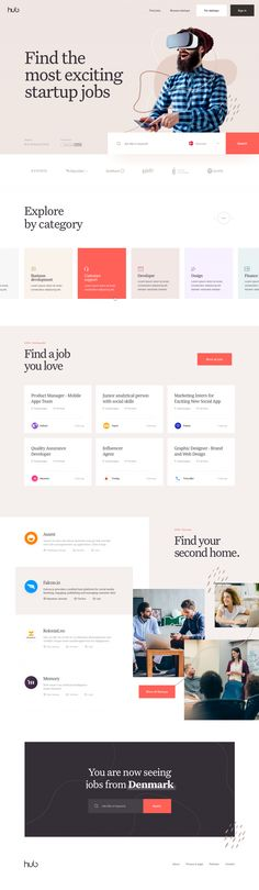 User Interface Design Inspiration – Make Mobile Applications Ui Ux Design, Layout Design, Ui Design Mobile, Design Responsive, Wordpress Theme Design, Web Layout, User Interface Design, Page Design, Flat Design