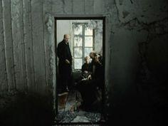 Stalker (1979)  Andrei Tarkovsky - Men in the room answering the phone
