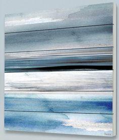 Coastal, Ocean and Beach Paintings on Wood: http://www.completely-coastal.com/2016/02/coastal-ocean-beach-paintings-on-wood.html
