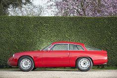 Alfa Romeo SZ Sprint Zagato Coda Tronca
