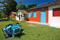 Casa do Dean Tropical Loft, Arraial d'Ajuda, Brazil | boutique-homes.com