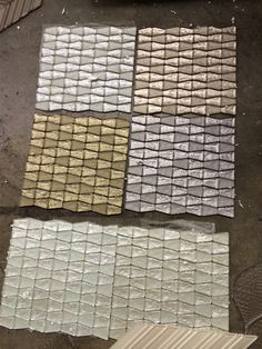 New Glass Mosaics Collection  #bmosaics #glassmosaics #glasstile