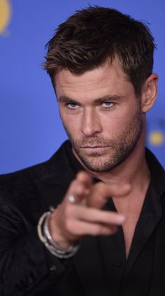 #ChrisHemsworth #sexy