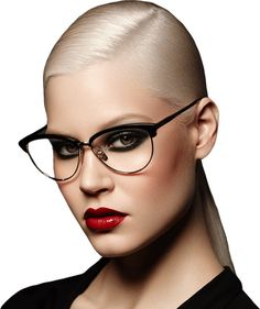 11 Hottest Eyewear Trends for Men & Women 2017 - Sunglasses are worn for different purposes. We do not wear them for just protecting our eyes from sunlight or dust while walking in the streets. We al... - clear-lenses-5 .