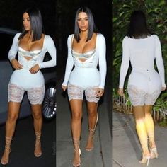 Take a look at the Kendall Jenner style apply, the very best looks worn by on development Kendall. Kendall Jenner Modeling, Kendall Jenner Dress, Kendall Jenner Makeup, Kim Kardashian, Lazy Day Outfits, Trendy Outfits, Kim K Style, Ladies Dress Design, Girl Fashion