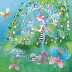 Lorrie McFaul - The Fairy Garden