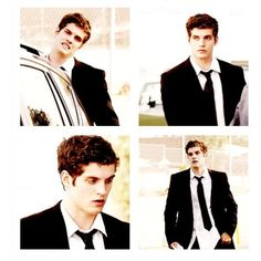 Daniel Sharman Isaac Lahey ❤ liked on Polyvore featuring daniel sharman