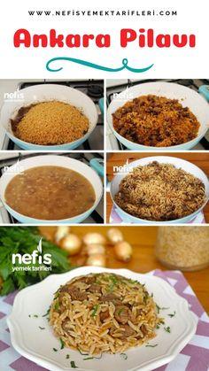 Turkish Recipes, Italian Recipes, Ethnic Recipes, Turkish Kitchen, Arancini, Fish And Meat, Tasty, Yummy Food, Fresh Fruits And Vegetables