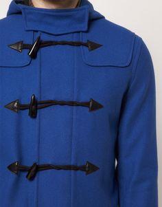 Original Montgomery Duffel Coat | Trad | Pinterest | Coats, Duffle ...
