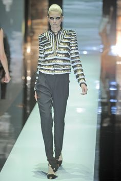 Gucci Spring/Summer 2012, MILAN Fashion Week