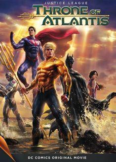 Ordem de lançamento das animações da DC Comics - SUPER HERO BRASIL