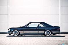 Mercedes - Benz E Class w124 coupe