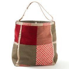 Grande borsa Maroccan-Bucket bag borsa di di AWAYOFLIFEhandmade