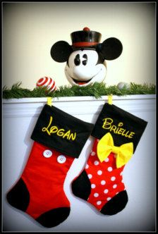 Stockings in Holiday Decor - Etsy Holidays - Page 9