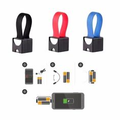 Cheap charger charger, Buy Quality charger type c directly from China battery charger c Suppliers: Emergency Outdoor Power Bank 5 Battery Micro USB Type C Mini Phone Charger Emergency Power, Phone Charger, My Sunshine, Usb, Consumer Electronics, Android, Mini, Accessories, Ebay