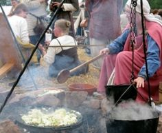 In the Company of Stones: The Ale of of Culture: Viking Festivals and Food-ways.