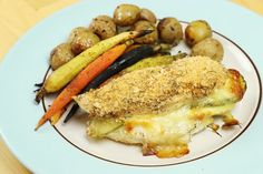 One-Pan Dill-icious Stuffed Chicken Dinner - http://www.forkly.com/recipes/one-pan-dill-icious-stuffed-chicken-dinner/