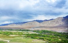 The valley by Dheeraj Tripathi on 500px