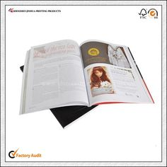 Factory Price Offset Printed Magazine Printing In China