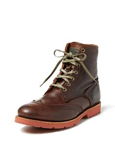 Walk Over Zachary Oak Potomac men's boot