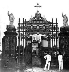 Image result for spanish colonial funerary chapel philippines