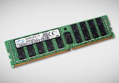 """Samsung today announced that it has begun mass producing the industry's first """"through silicon via"""" (TSV) double data memory in modules aimed at enterprise servers and data centers. The new TSV DRAM module Samsung, Budgeting System, Memory Module, Barrettes, Latest Technology, Press Release, Health And Safety, Tech News, Blackberry"""