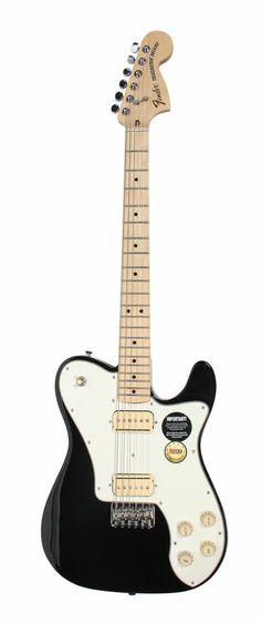 920D Custom Shop Mod Fender Classic Series '72 Deluxe Telecaster Duncan P-Rails