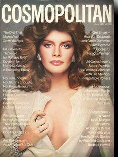 Cosmopolitan magazine JUNE 1974 Model: Rene Russo Photographer: Francesco Scavullo