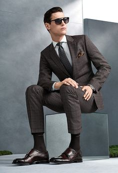 Classic modern men's fashion from HUGO BOSS