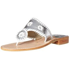 Jack Rogers Women's Jacks dress Sandal ($99) ❤ liked on Polyvore featuring shoes, sandals, jack rogers, jack rogers sandals, jack rogers shoes, dress sandals and dress sandals shoes