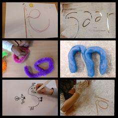 Kindergarten, Preschool, Letters, Teaching, Circuit, Kid Garden, Kindergartens, Letter, Education