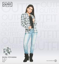 Blusa Yovanna