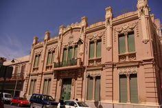 Un paseo por la Melilla modernista - de vericuetos, cacerolas y chascarrillos