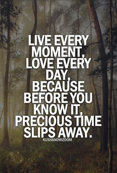 I love every minute of my life with my family. My husband, my stepdaughter, my parents, my furbabies - they all make my life amazing!
