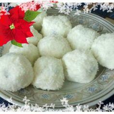 Najlepší jablčník s kokosovou penou - Báječné recepty Dairy, Sugar, Cheese, Food, Raffaello, Essen, Meals, Yemek, Eten