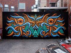 Beastman.. . #streetart
