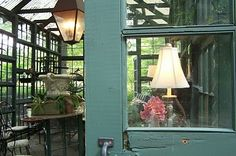 TARA DILLARD: Decorating Your Conservatory