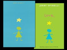 "Stargirl and Love, Stargirl by Jerry Spinelli. In ""Stargirl,"" Leo learns about the perils of popularity, the courage of nonconformity, and the thrill of first love, when an eccentric student named Stargirl changes Mica High School forever. In ""Love, Stargirl,"" months after breaking up with her Arizona boyfriend Leo, fifteen-year-old Stargirl writes ""the world's longest letter"" to him, describing her new life in Pennsylvania."